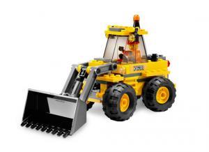 City excavator