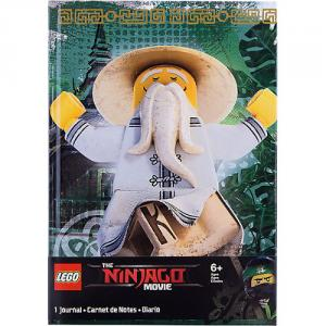 LEGO Ninjago Mini Jurnal Sensei Wu