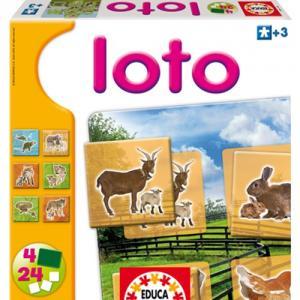 Joc puzzle educa