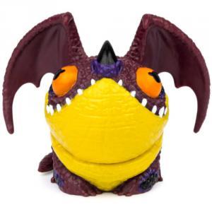 Figurina Minidragon Bioluminescenta Hobgobbler Color Change - How To Train Your Dragon