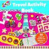 Carte de Activitati cu Abtibilduri pentru Calatorie in Jurul Lumii Travel Activity Book
