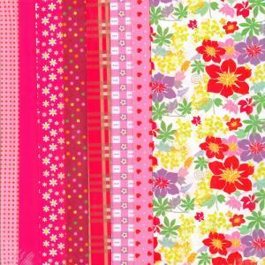 Set de Materiale pentru Croitorie Pink