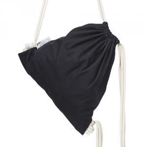Rucsac din Bumbac Organic All Black