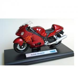 Motocicleta Suzuki Hayabusa 1:18