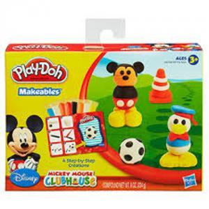 Plastilina Play-Doh Minnie/Mickey