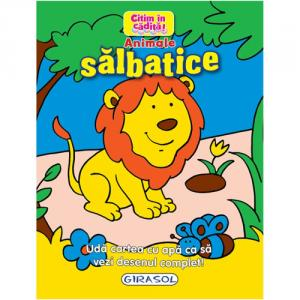 Citim in Cadita - Animale Salbatice