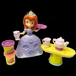 Play-Doh Disney Prima Petrecere cu Ceai a Sofiei