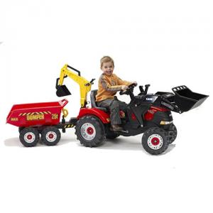 Tractor cu Cupa