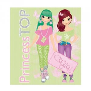 Princess Top Casual Verde
