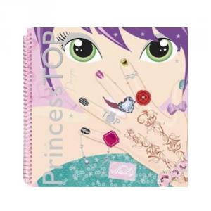 Carte Princess Top Design Nails