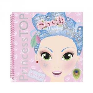Carte Princess Top Design Hairstyle