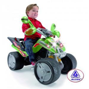 ATV Electric Copii Injusa Quad Mantis 12V