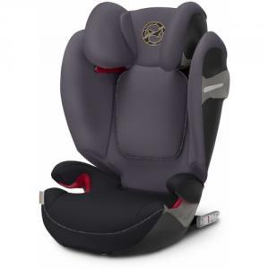 Scaun Auto Solution S-Fix Premium Black 15-36 kg, Colectia 2019