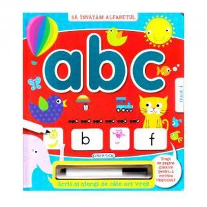 Scrii si Stergi - ABC