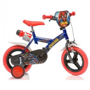 Bicicleta spiderman 123 gl s