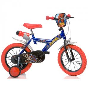 Bicicleta spiderman 163 g