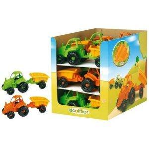 Jucarie tractor cu remorca