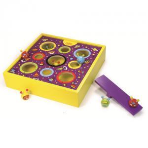 4 jocuri cutie d lemn