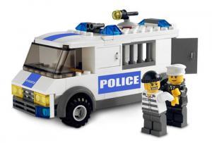 City - Masina pentru transportat prizonieri
