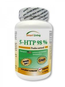 5 HTP - 90 tablete (Natural 100%)
