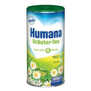 Humana Ceai de Plante (de la 4 luni) 200gr