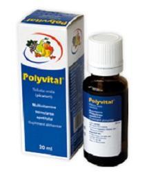Polyvital Solutie Orala *20 ml