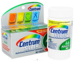 Centrum A-Z Silver 50+ *60 cp (Formula noua)