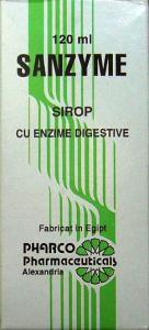 Sanzyme Sirop - 120 ml