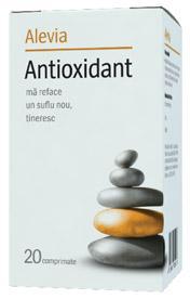 Alevia Antioxidant *20cpr