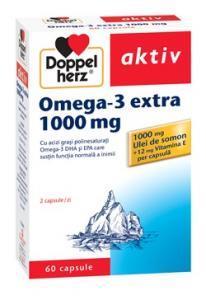 DoppelHerz Omega 3 Extra *60 capsule