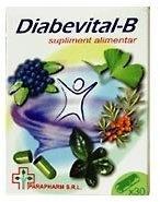 Diabevital-B *30cps