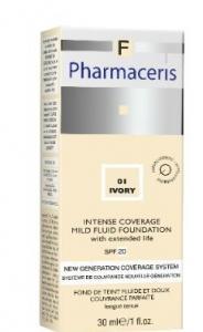 Pharmaceris F Fond de Ten Fluid Delicat SPF 20 Ivory 30ml