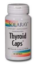 Thyroid Caps - 60 capsule