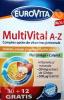 Eurovita multivital - 42 comprimate