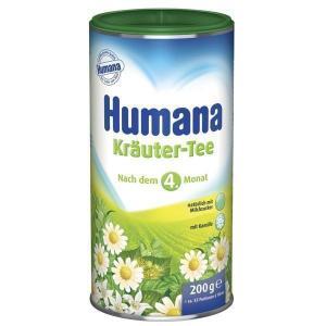 Humana Ceai de Plante - 200 grame (de la 4 luni)