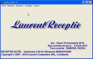 Software program hotel