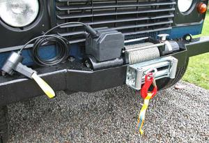 Motor troliu 24 v
