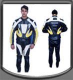Costume de motocicleta