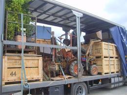 Transport cu camioane
