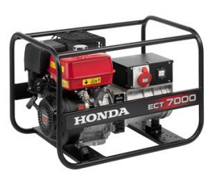 Generator de curent Honda ECT 7000