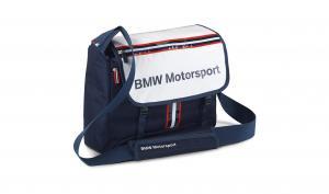 BMW Motorsport Messenger Bag - Geanta Curier BMW