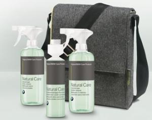 BMW Natural Care Kit - Kit Intretinere Interior