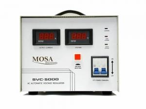 Stabilizator de tensiune SVC 5000 VA-LED