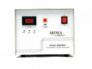 Stabilizator de tensiune SVC 2000 VA-LED