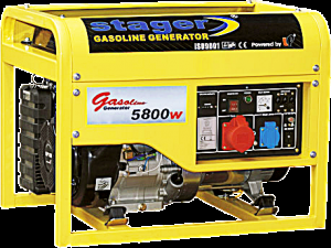 Generator curent Stager GG 7500-3