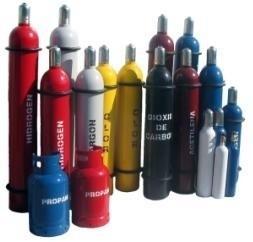 Butelii cu gaz argon
