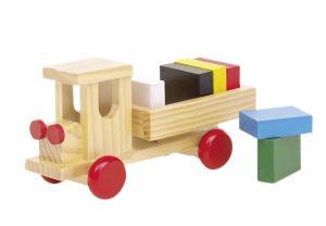 Camion lemn