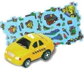 Puzzle taxi