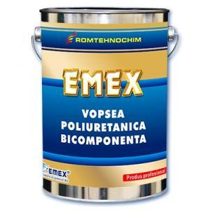 Vopsea Poliuretanica Bicomponenta EMEX / Bidon 4 Kg