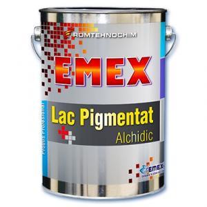 Lac Alchidic Pigmentat Semitransparent EMEX